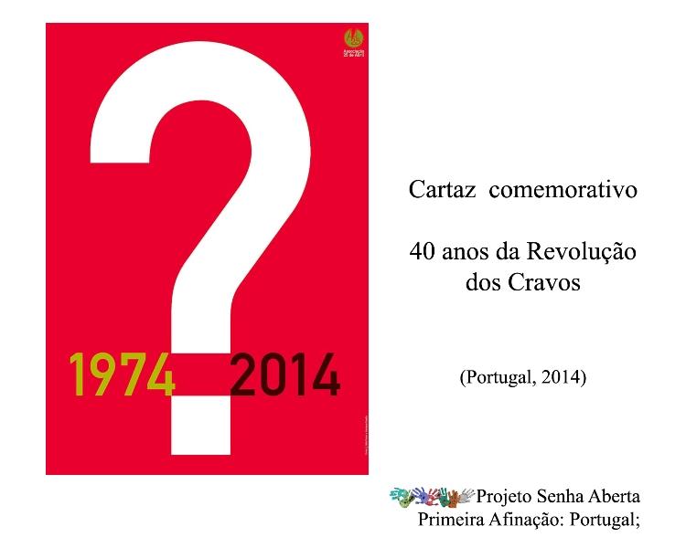 RED- cartaz comemorativo dos 40 anos da rev dos cravos cópia