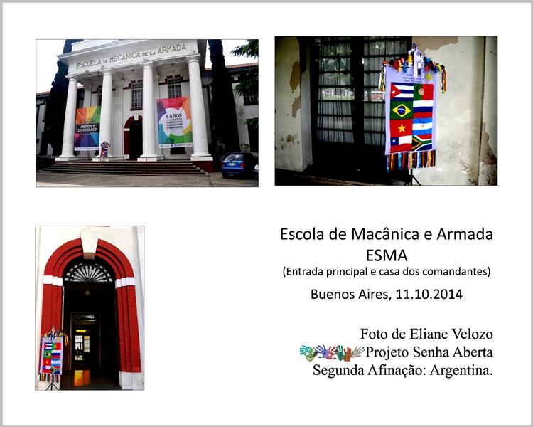 23- Escola de Macânica e Armada- ESMA I