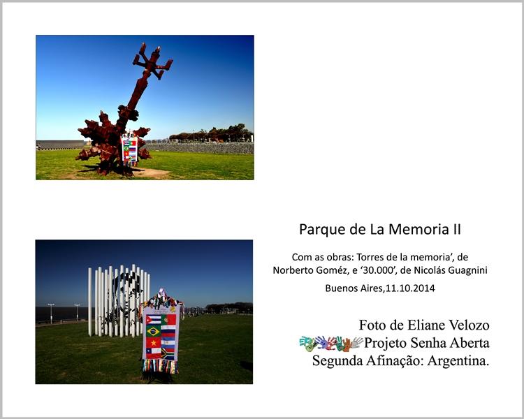 27- PARQUE DE LA MEMORIA 00 COM AS OBRAS DE NORBERTO GOMEX E DE NICOLAU GUAGNINI cópia