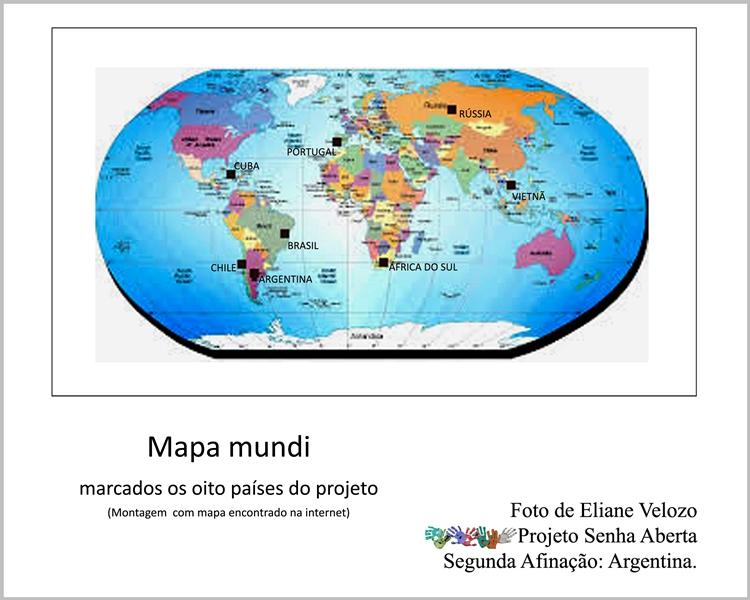 49-mapa mundi com os oito paises do projeto