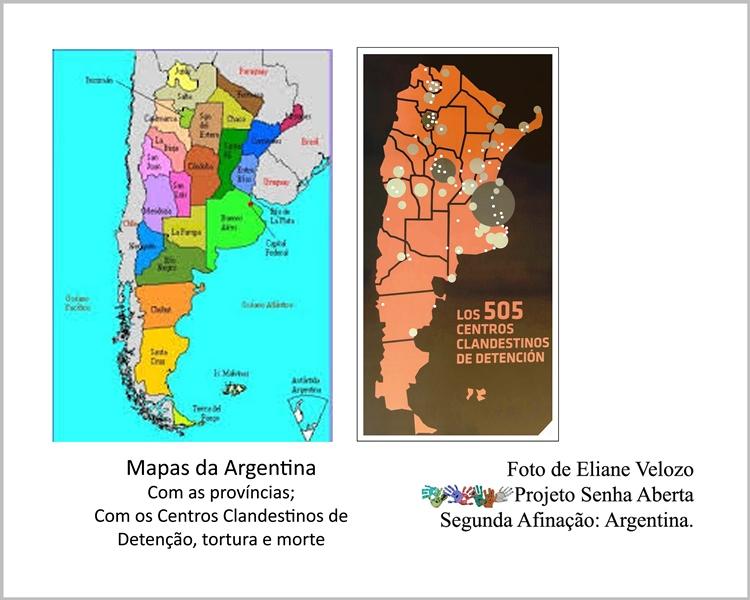 52-MAPA ARGENTINO COM PROVINCIAS E COM OS CENTROS DE DETENÇAO  cópia