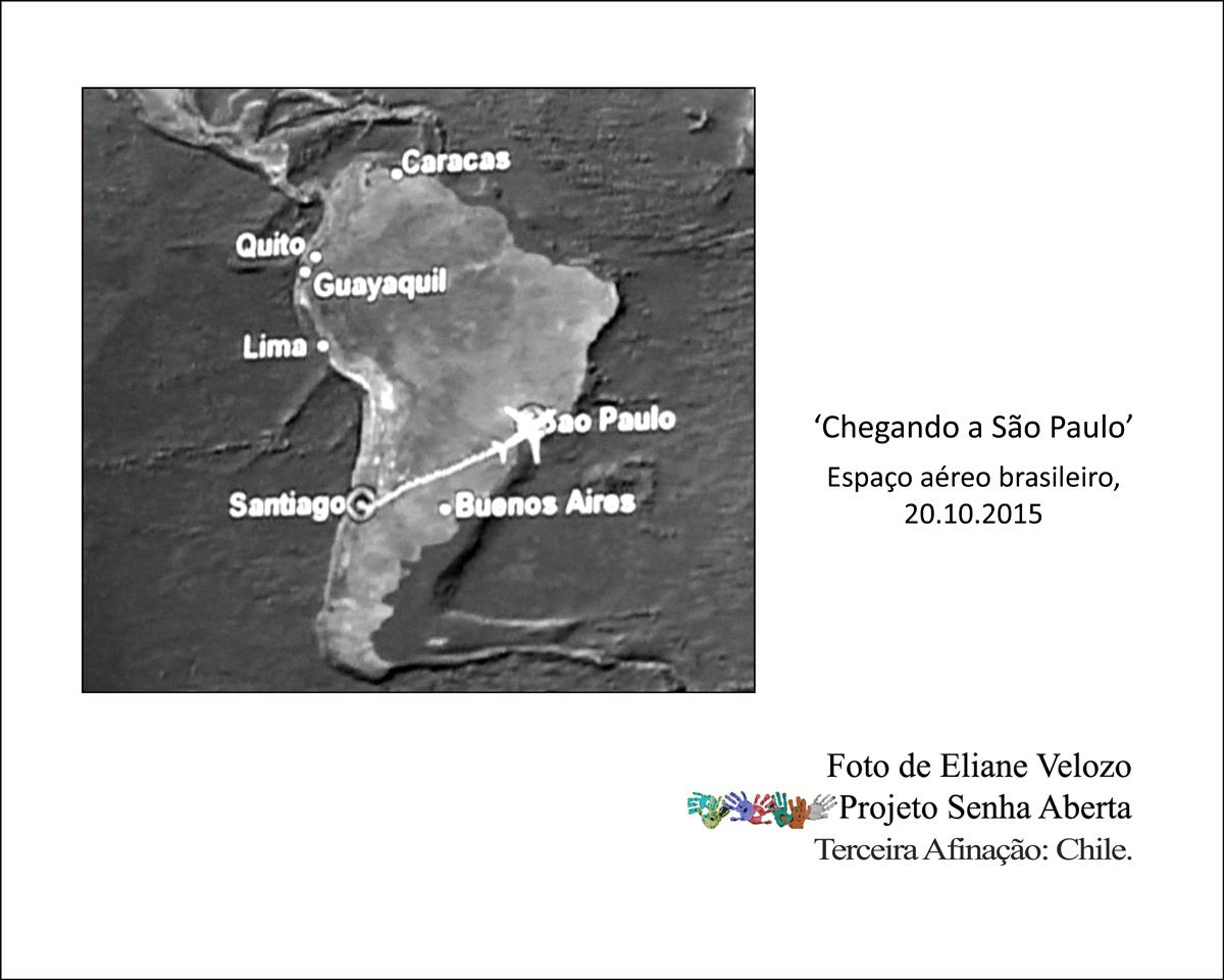 136- MAPA - CHEGANDO A SAO PAULO  cópia