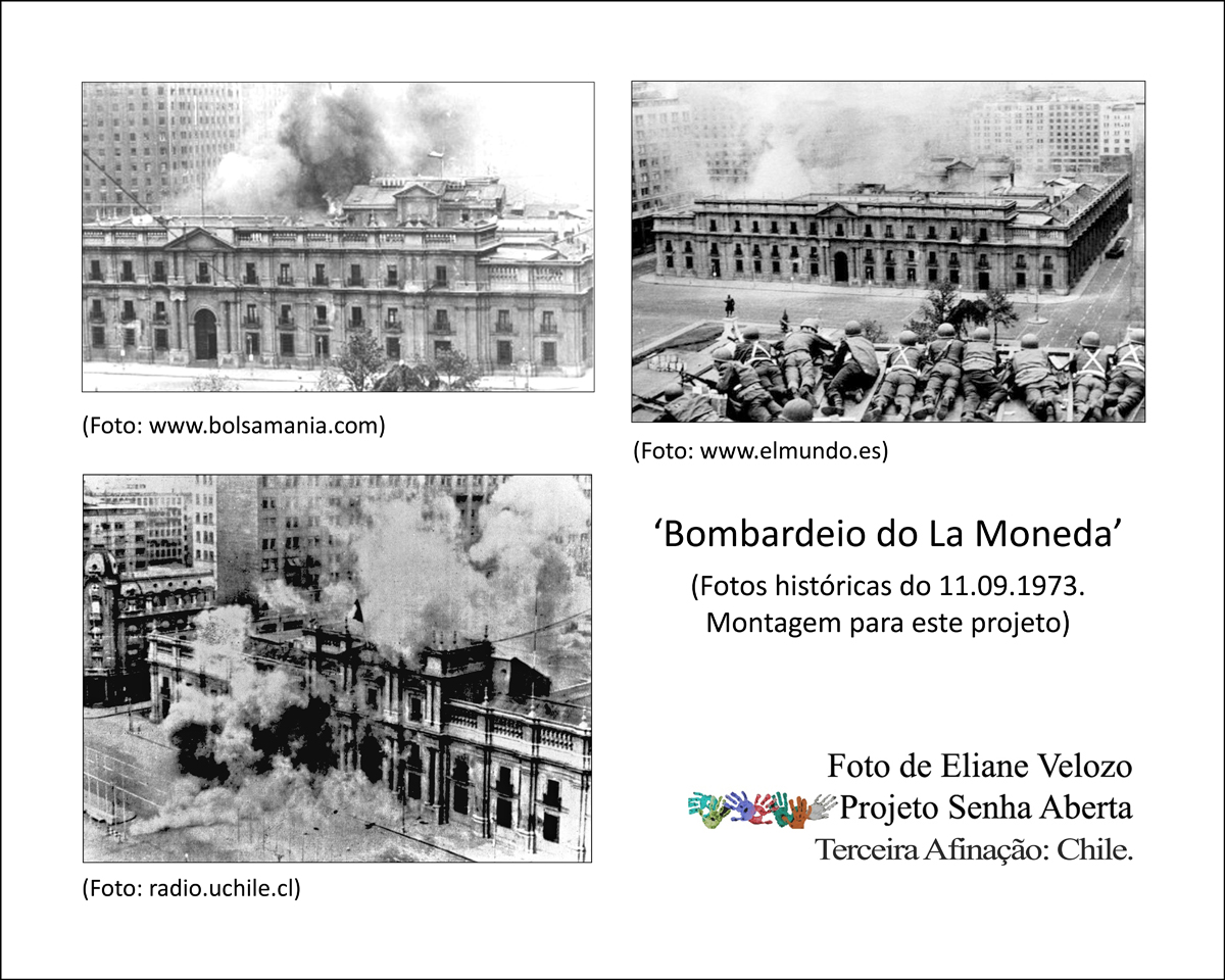 16- INCENDIO DO LA MONEDA- MONTADAS