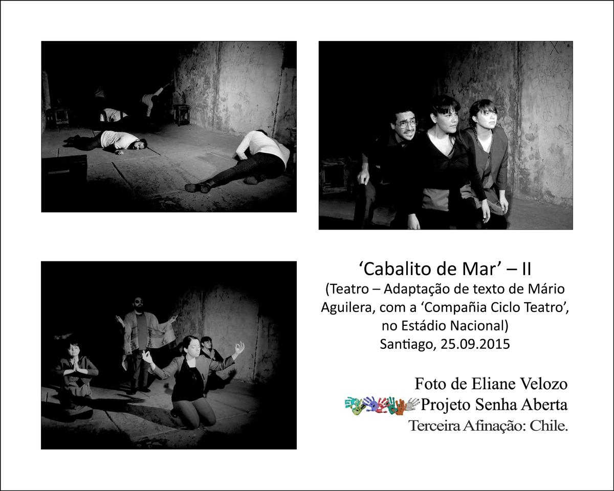 50- CABALITO DE MAR - II- ´TEATRO