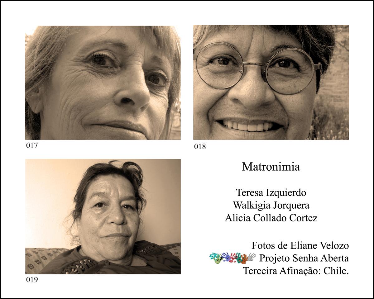 68- MATRONINIMIA- CHILE I