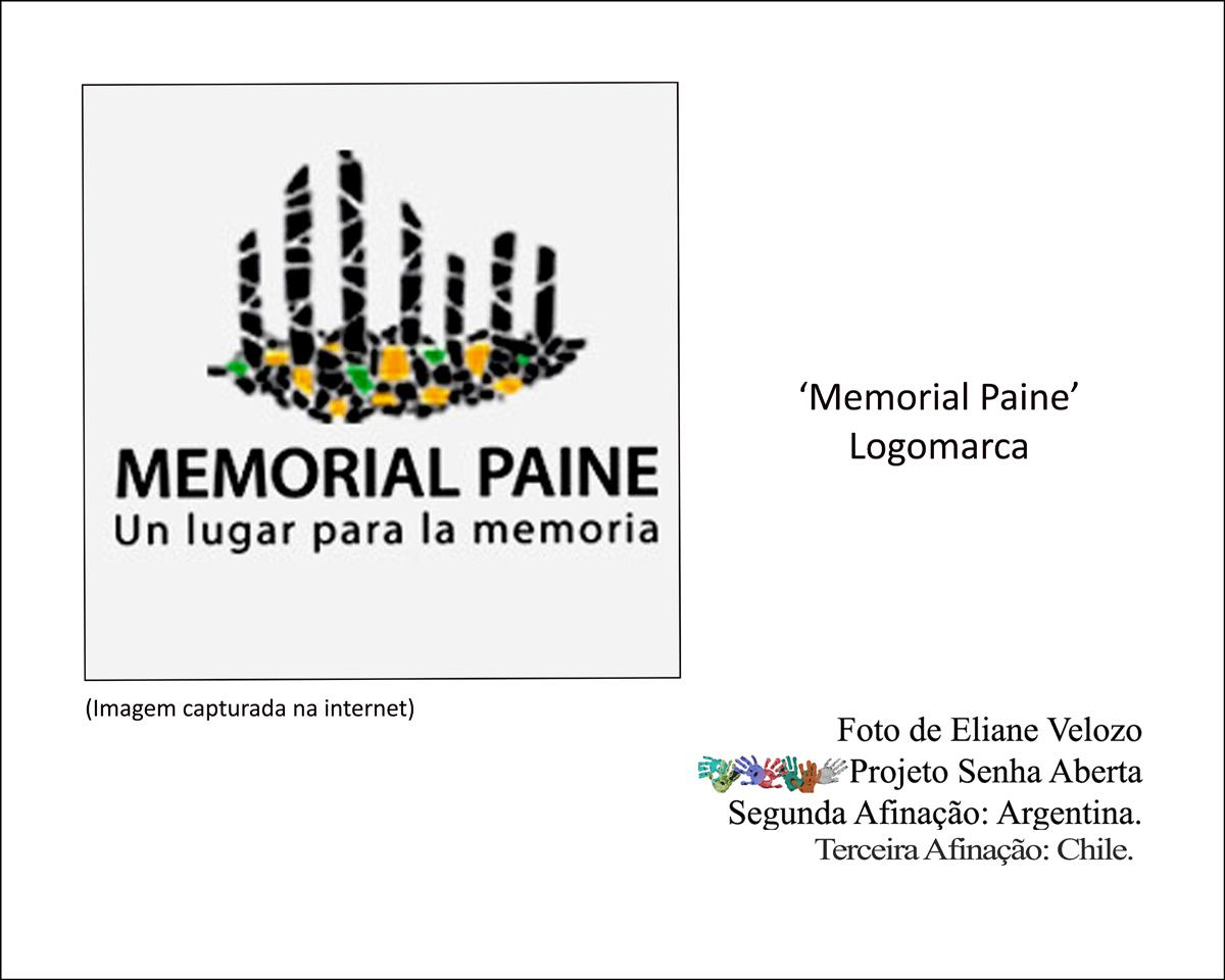 76- MEMORIAL PAINE- LOGO -MONTADA- FRISADA