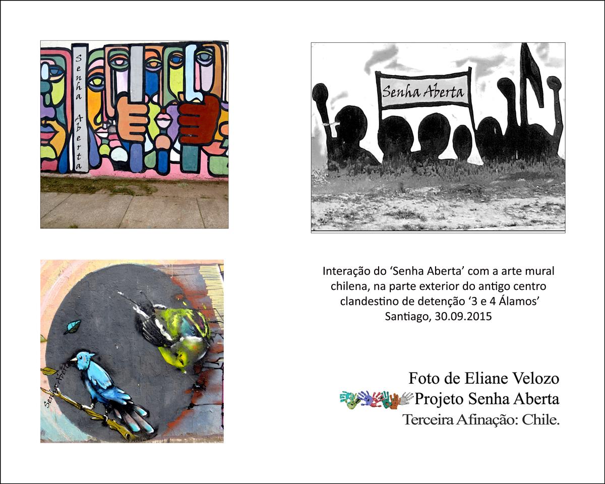 87- SENHA ABERTA E ARTE  E 4 ALAMOS- MONTADA